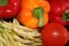 Vegetais saudáveis Imagem de Stock Royalty Free