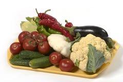 Vegetais saudáveis Foto de Stock