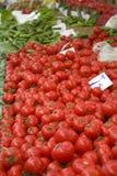 Vegetais saudáveis e orgânicos Imagens de Stock Royalty Free