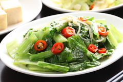 Vegetais sazonais com couve e pimentão na placa branca fotos de stock royalty free