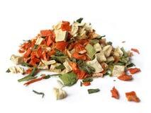 Vegetais secados Fotos de Stock