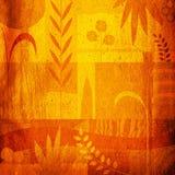 vegetal bakgrund vektor illustrationer
