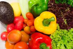 Vegetal colorido Foto de Stock