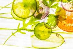 Vegetal cortado Fotografia de Stock