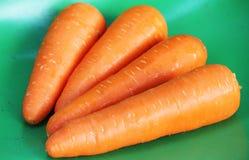 Vegetal da cenoura Fotografia de Stock