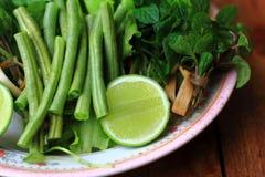 Vegetal do limão imagens de stock