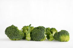 Vegetal dos brócolos Imagem de Stock Royalty Free