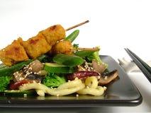Vegetal e No. asiáticos saudáveis Imagem de Stock Royalty Free