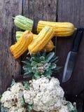 Vegetal maduro Imagens de Stock