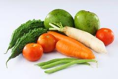 Vegetal misturado imagens de stock