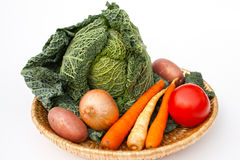 Vegetal misturado Imagem de Stock