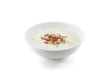 _ vegetal poner crema sopa; 1 de 2 Imagenes de archivo
