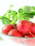 Vegetal - radish Imagens de Stock
