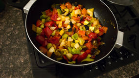 Vegetal Stew Fotografia de Stock Royalty Free