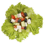 Vegetale salat Stock Photos