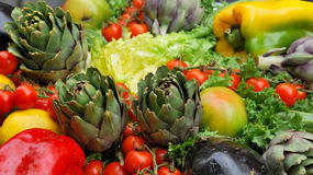 Vegetals Stock Photography