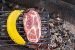 Vegetariër of carnivoor stock fotografie