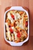 vegetarian макаронных изделия стоковые фотографии rf