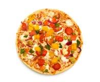 vegetarian пиццы Стоковое Изображение