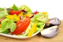 vegetarian салата Стоковая Фотография