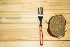 vegetarian сандвича Стоковое фото RF