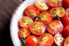 Vegetarian appetizer Stock Photos