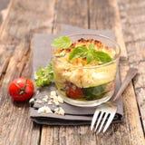 Vegetarian autumn meal. Studio shot stock photos