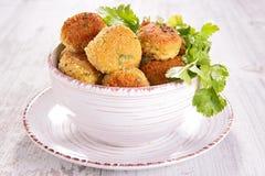 Vegetarian ball Stock Photo