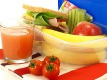 Vegetarian breakfast, closeup Royalty Free Stock Photography