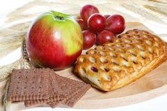 Vegetarian breakfast Stock Photo