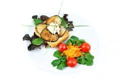Vegetarian breakfast salad Stock Photography