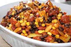 Vegetarian Chili Royalty Free Stock Photography