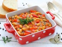 Vegetarian Chili Royalty Free Stock Photo