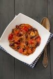 Vegetarian Chili Royalty Free Stock Images
