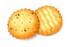 Vegetarian crackers Royalty Free Stock Photos