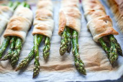 Vegetarian creative food Stock Photography
