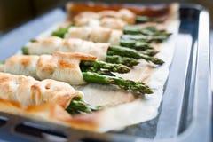 Vegetarian creative food Royalty Free Stock Photos