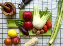 Vegetarian Day Stock Photo