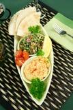 Vegetarian Delights Stock Photos