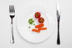 Vegetarian diet Royalty Free Stock Photo
