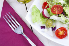 Vegetarian diet Stock Photography