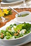 Vegetarian dinner Royalty Free Stock Image
