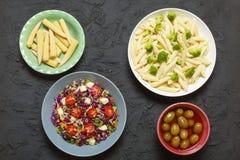 vegetarian, food, detox, vegetable, dinner, healthy, diet, cuisine, organic, royalty free stock images