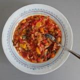 Vegetarian dish Royalty Free Stock Image