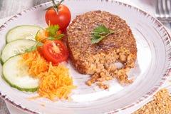 Vegetarian dish Stock Images