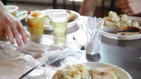 Vegetarian dishes Stock Photos