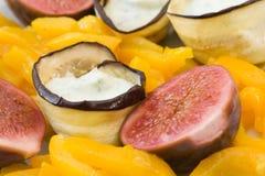 Vegetarian Fingerfood Stock Photos