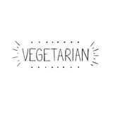 Vegetarian Royalty Free Stock Photos
