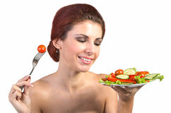 Vegetarian Healthy Food Royalty Free Stock Image
