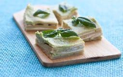 Free Vegetarian Lasagna Royalty Free Stock Photos - 17308038
